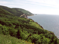 You will find the Hideaway Campground at the  halfway point of the World Famous Cabot Trail